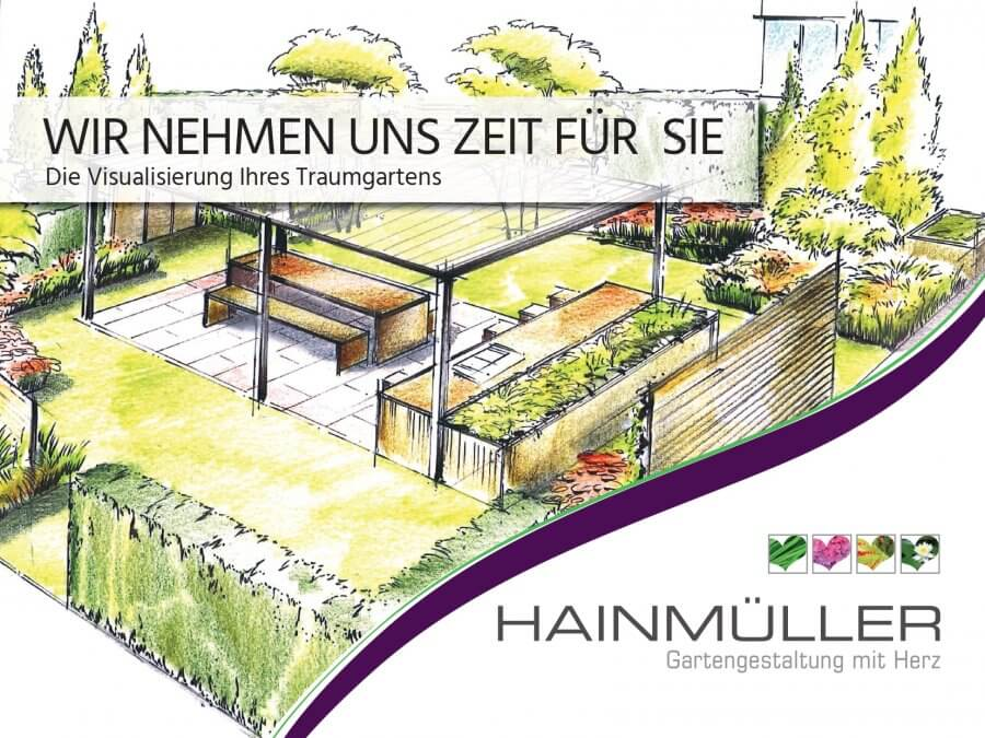 Hainmueller Moderne Gartenplanung