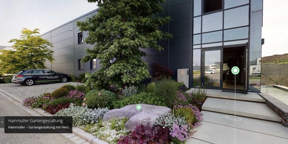 Hainmüller Gartengestaltung